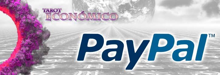 Tarot Económico PayPal